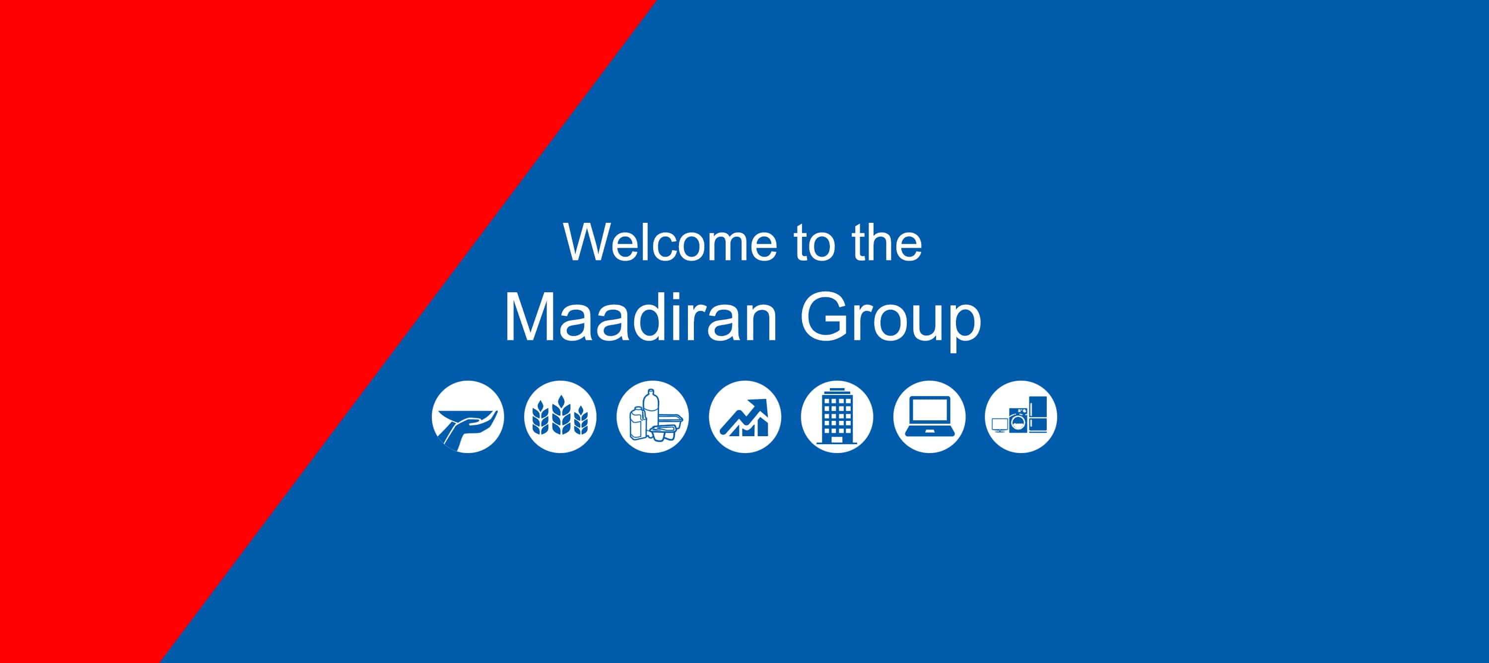 Welcome to the Maadiran Group